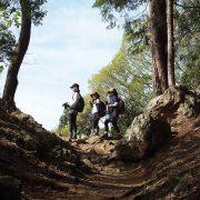 御岳山・日の出山へ犬連れマイカー登山<つるつる温泉~日の出山/御岳山~つるつる温泉>13
