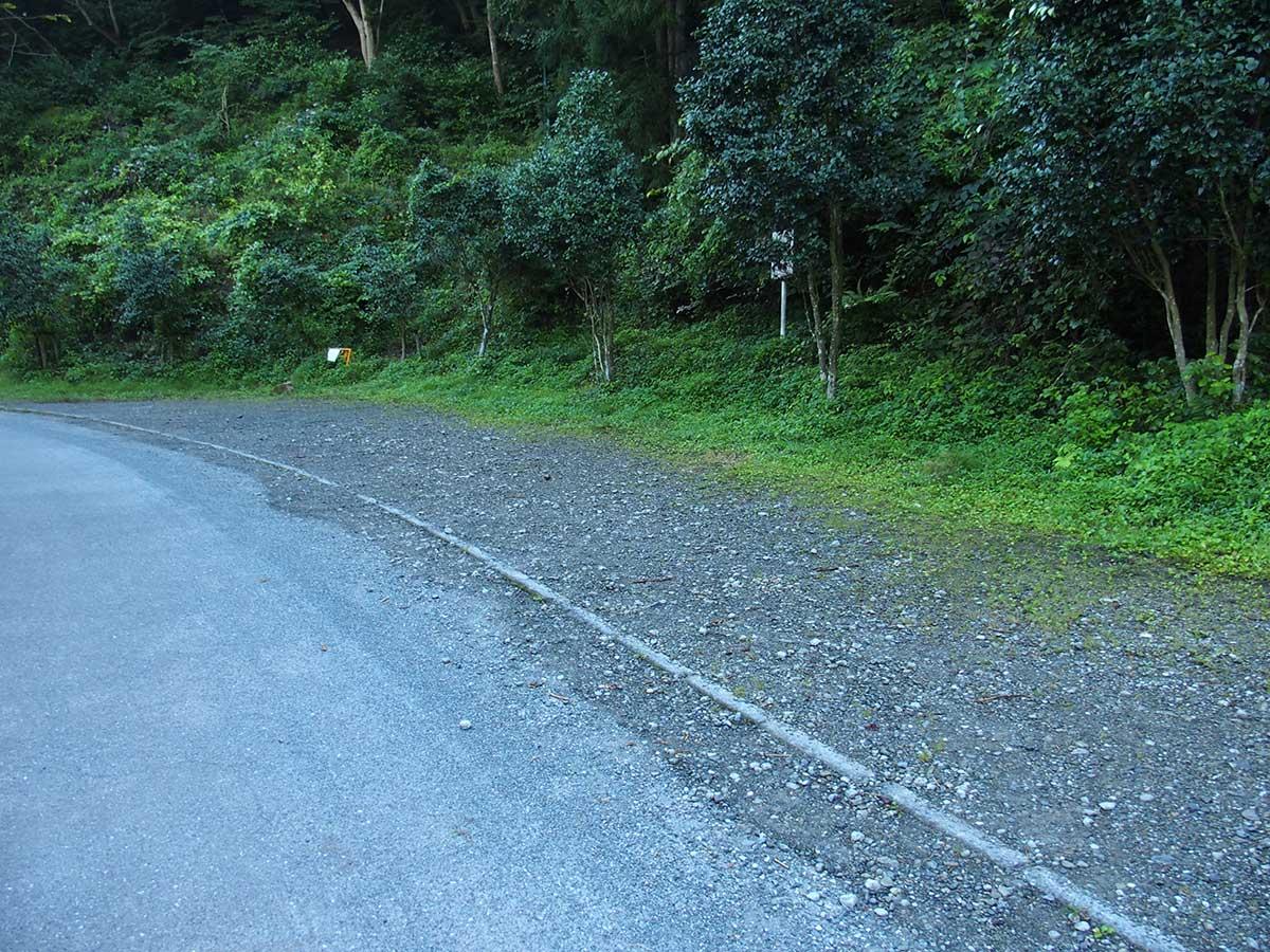 棒ノ折山(棒ノ嶺)へ犬連れマイカー登山<さわらびの湯~棒ノ折山~さわらびの湯>13
