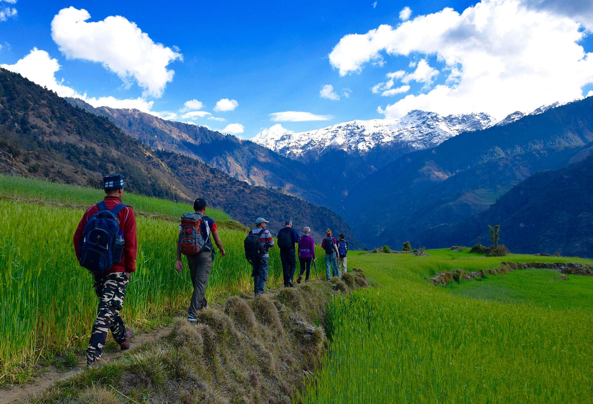 登山、トレッキング、ハイキングの使い分けを考える