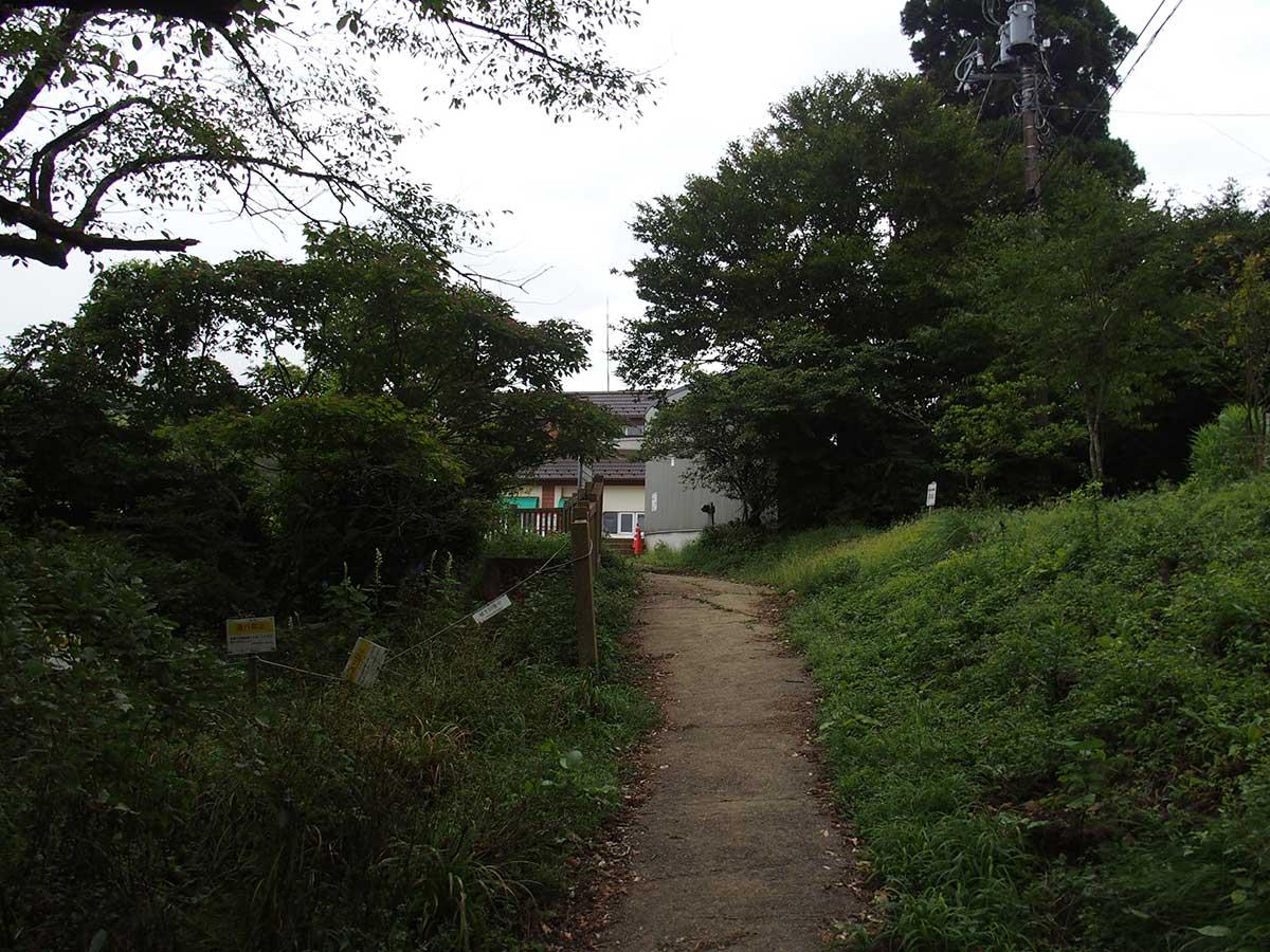 筑波山<薬王院コース>32
