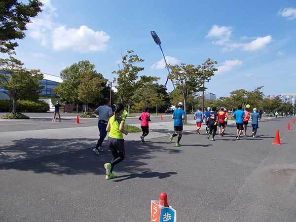 はじめてのマラソン大会はぶっちぎりのビリでした(マラソンのペースランナー)