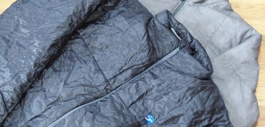 ポリゴン2ULジャケットとは全く違うポリゴン4ジャケットのサイズ感<ファイントラック(finetrack)>