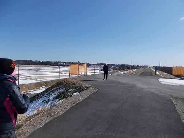 また雪!先週末のランニングは寒くて途中で引き返し2