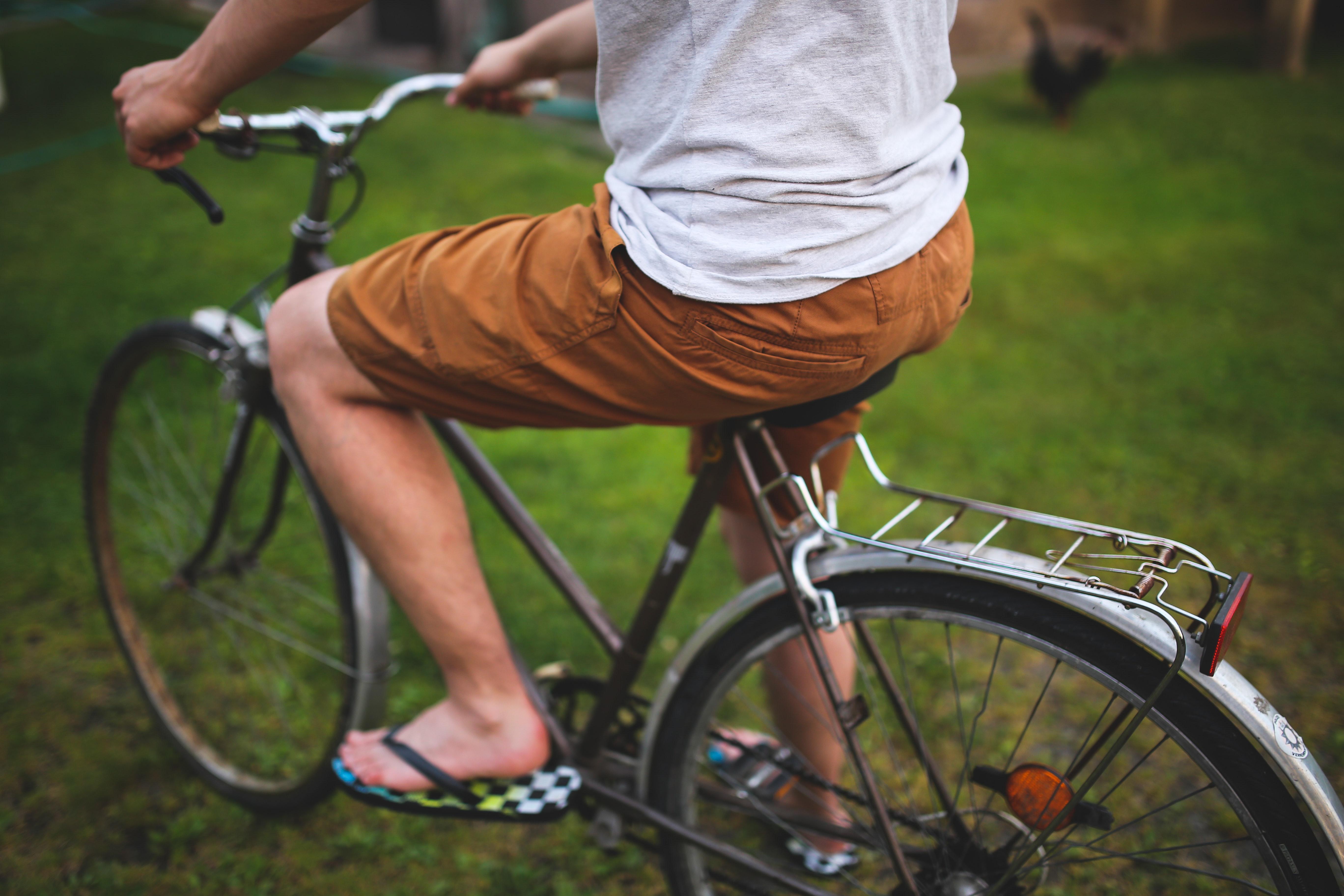 マラソンや登山のトレーニングに自転車がいいらしい1