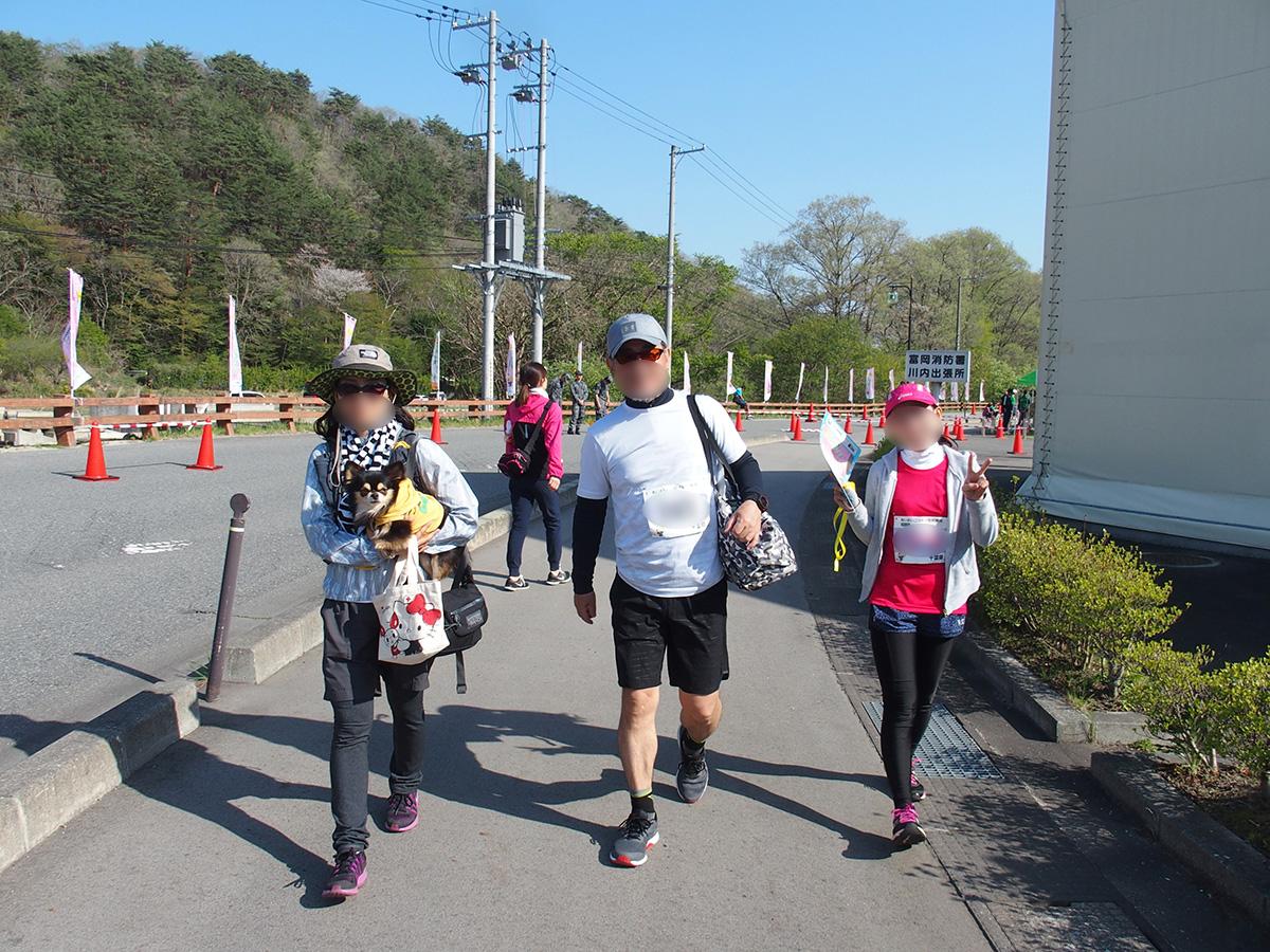 超ランニング初心者の初ハーフマラソン完走までの道のり2