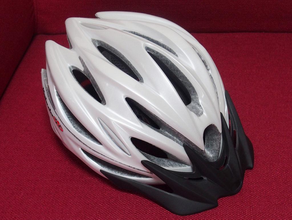 「キノコになりにくい初心者用ヘルメット」を買ってもらいました<OGK KABUTO>