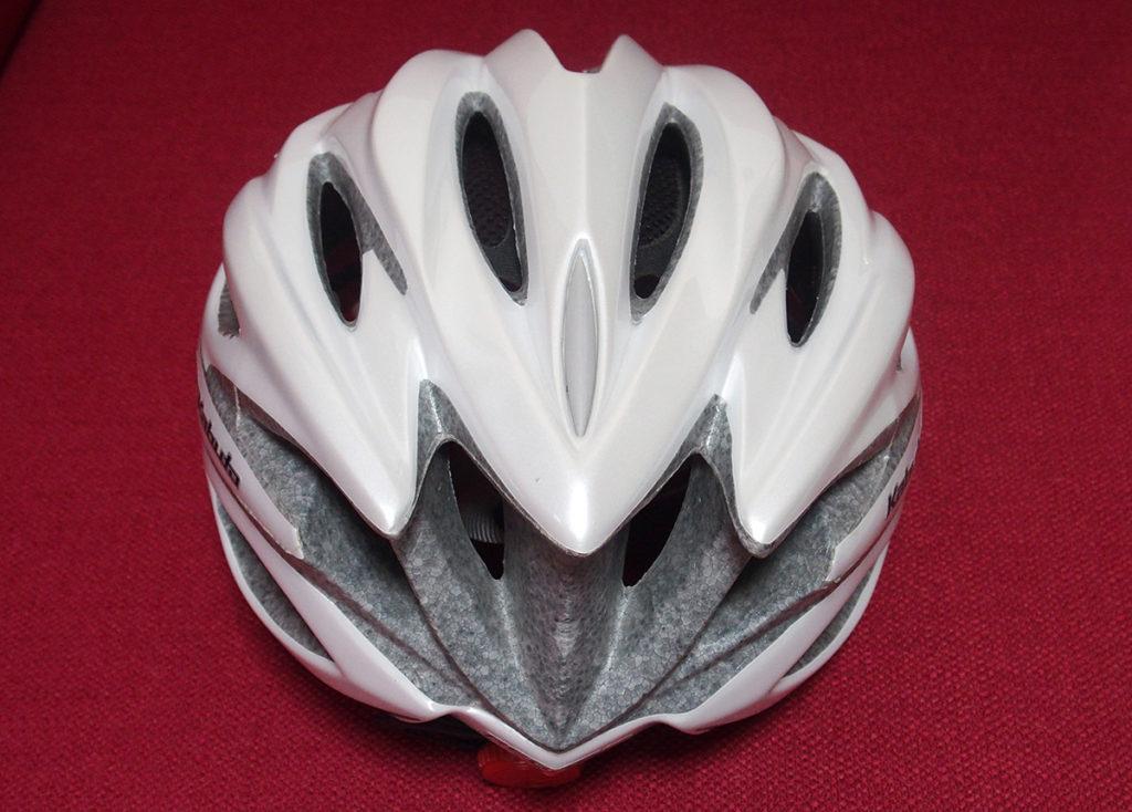 「キノコになりにくい初心者用ヘルメット」を買ってもらいました<OGK KABUTO>3
