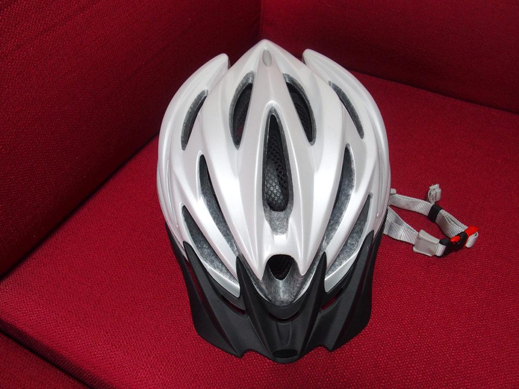 「キノコになりにくい初心者用ヘルメット」を買ってもらいました<OGK KABUTO>7