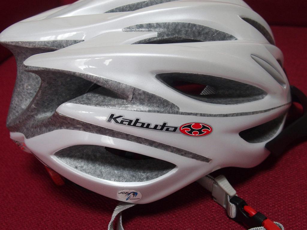 「キノコになりにくい初心者用ヘルメット」を買ってもらいました<OGK KABUTO>5