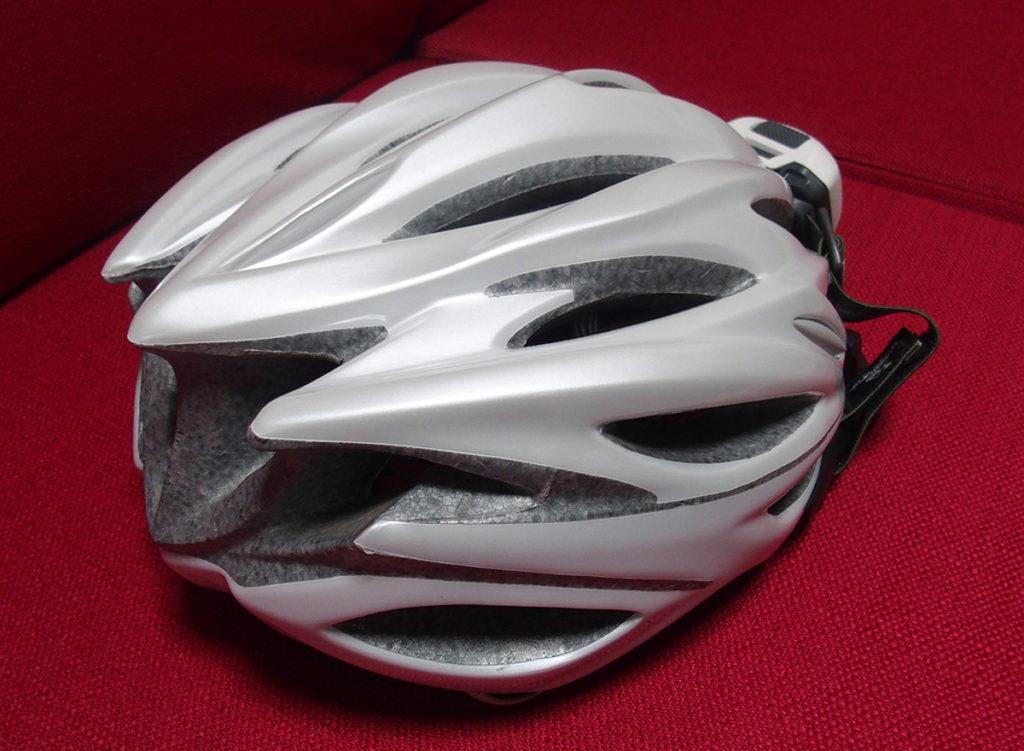 「キノコになりにくい初心者用ヘルメット」を買ってもらいました<OGK KABUTO>6