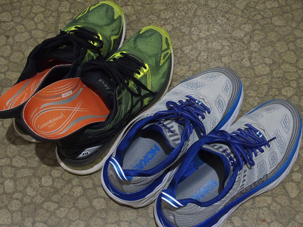 ランニング、トレッキングの靴擦れに<キズパワーパッドとマメ・靴ずれブロック>1