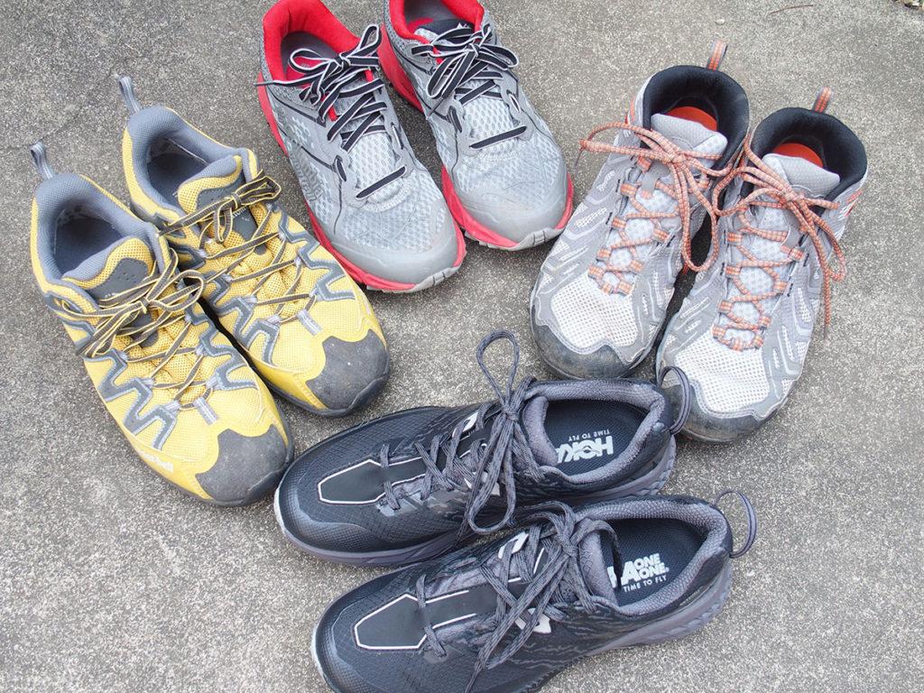 ホカオネオネ(HOKA ONE ONE)はどんな靴?<1年ほど履いてみてわかったこと>2