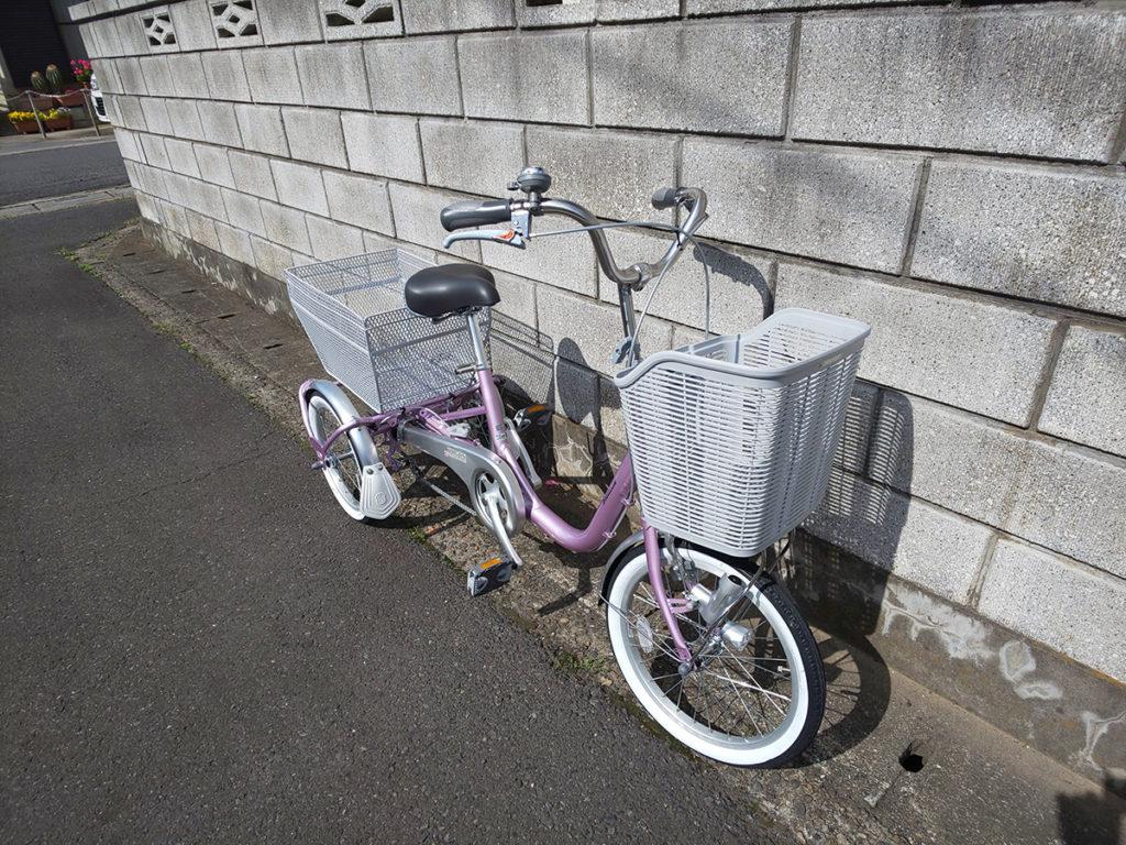 シニア向け三輪自転車の選び方2