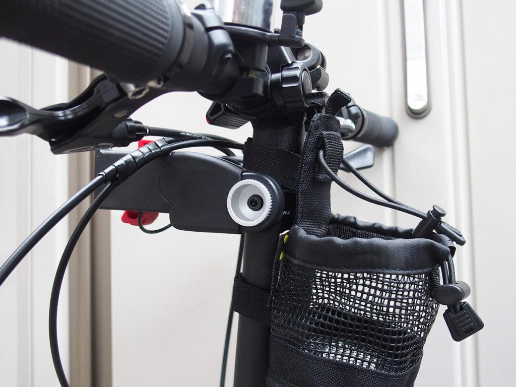 折り畳み自転車におススメのボトルホルダー<ダホン(DAHON)、ターン(Tern)>9