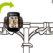 BRYTON(ブライトン) GPSサイクルコンピューター Rider15C <レビュー>