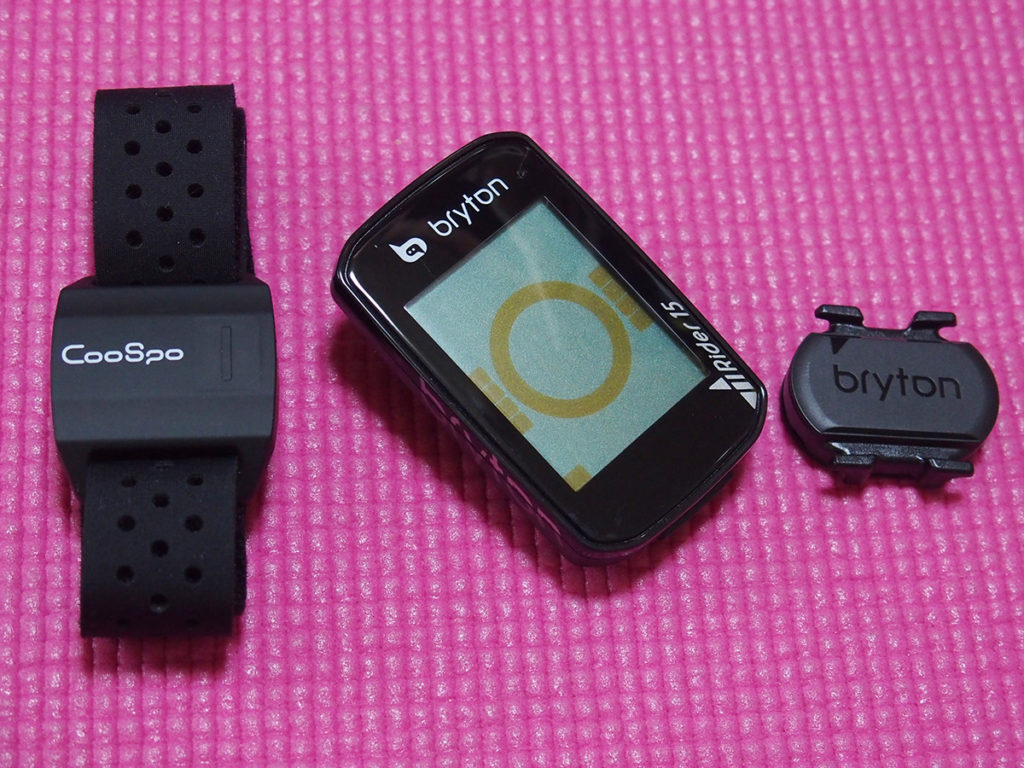 BRYTON(ブライトン) GPSサイクルコンピューター Rider15C <レビュー>3