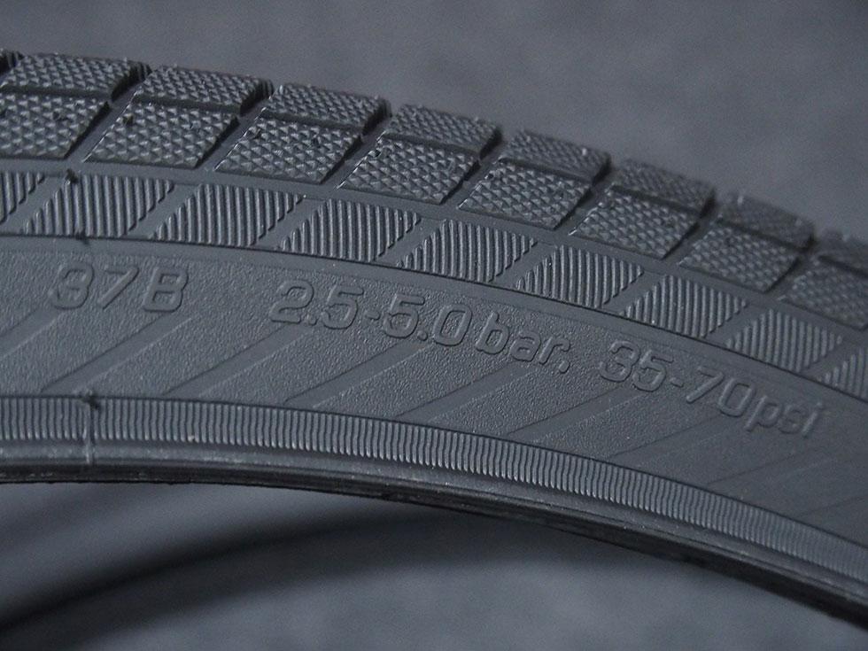 ジャイアント「グラビエ」(GRAVIER)カスタム③<タイヤ交換 ビックベン 27.5×2.00>11