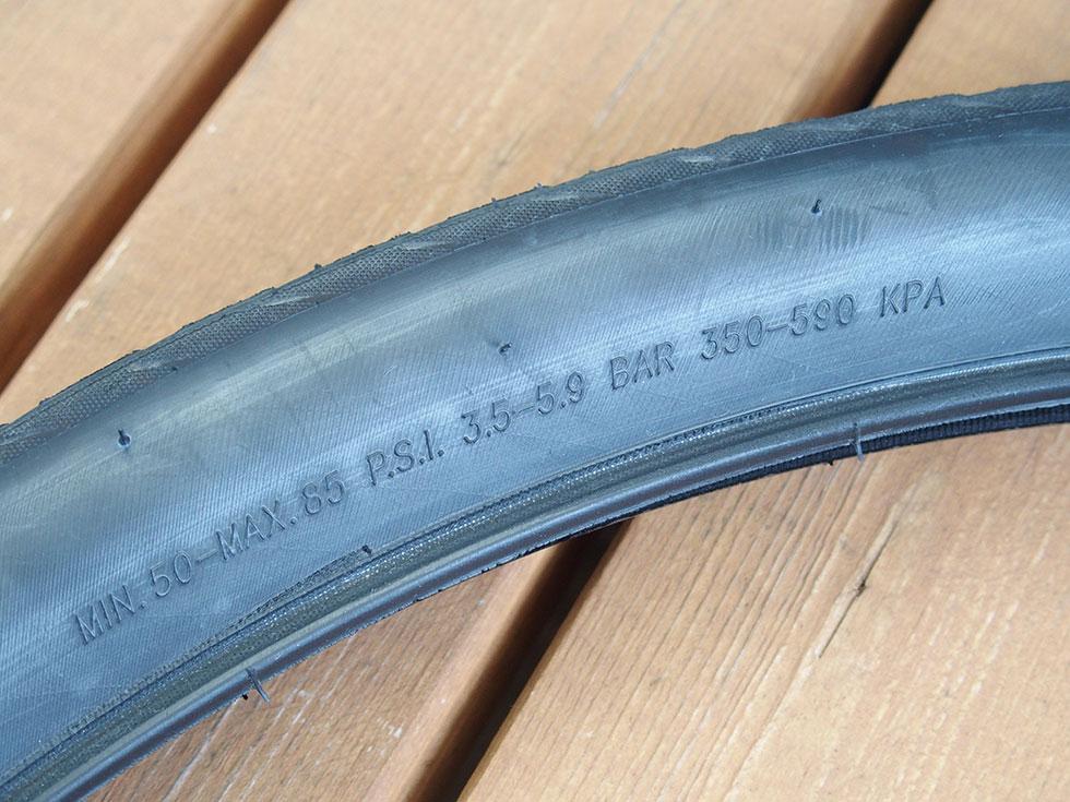 ジャイアント「グラビエ」(GRAVIER)カスタム③<タイヤ交換 ビックベン 27.5×2.00>3