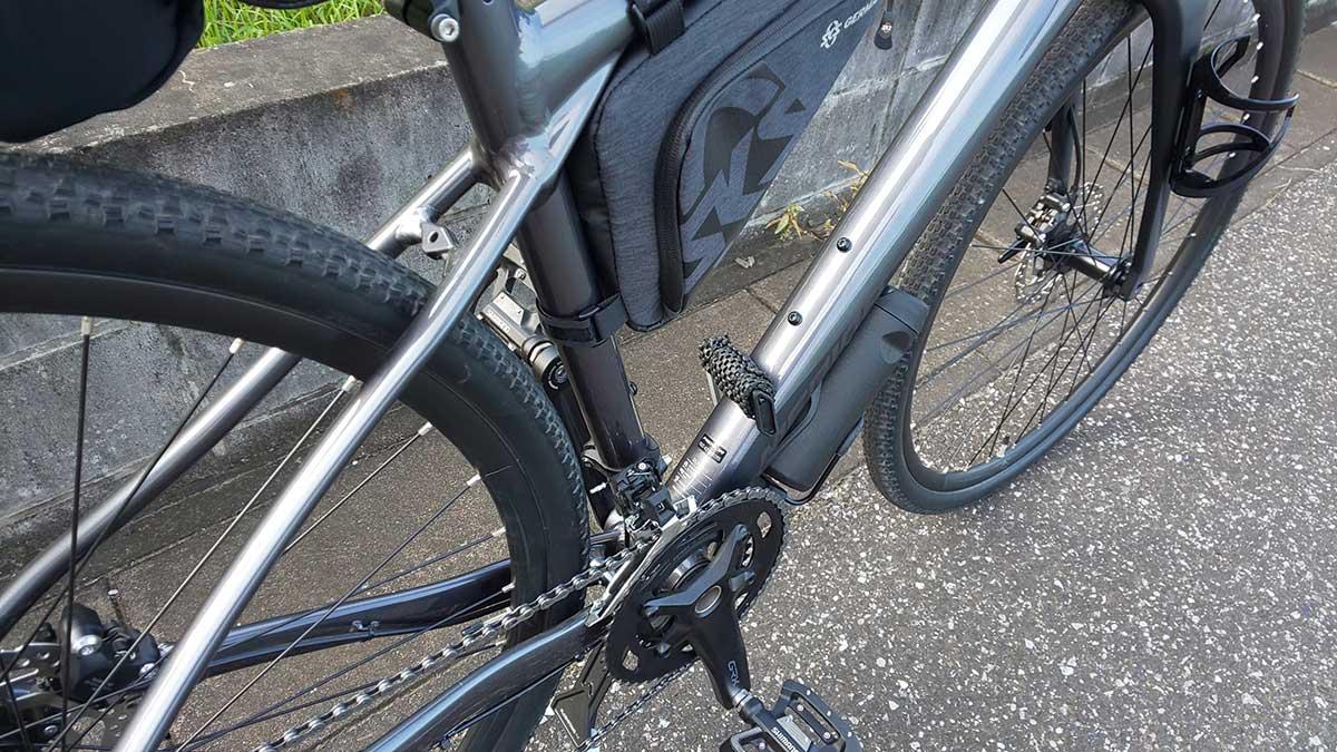 トピーク(TOPEAK) フラッシュ スタンド レビュー<RX 私の自転車ではそのままでは使えなかったので改造>8