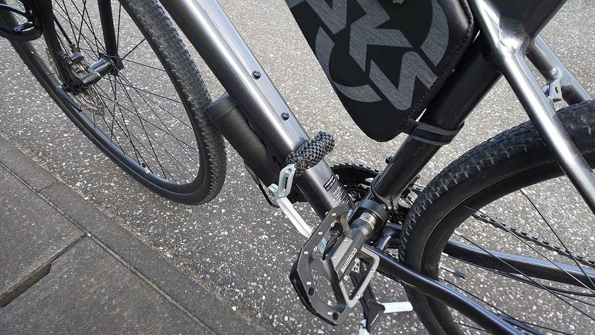トピーク(TOPEAK) フラッシュ スタンド レビュー<RX 私の自転車ではそのままでは使えなかったので改造>9